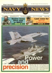 Navy News -  22 March 1999