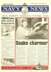 Navy News -  23 March 1998