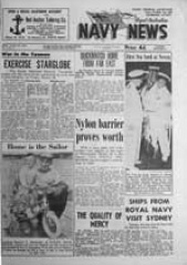 Navy News - 25 March 1960