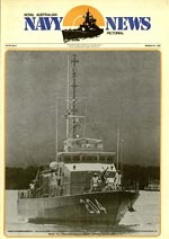 Navy News -  27 March 1981