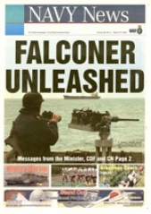 Navy News from 27 March 2003