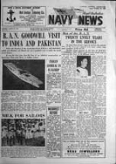 Navy News - 30 March 1961