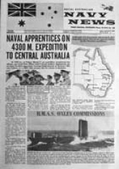 Navy News - 31 March 1967
