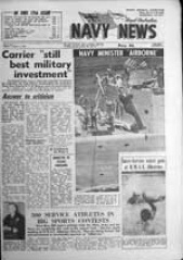 Navy News - 6 March 1959