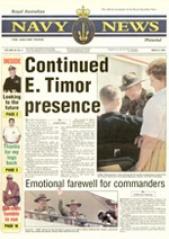 Navy News - 6 March 2000