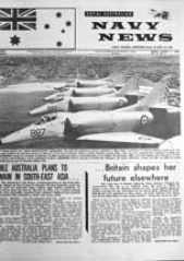 Navy News - 7 March 1969