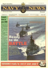 Navy News -  8 March 1999