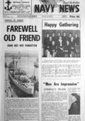 Navy News - 9 March 1962