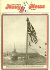 Navy News -  21 May 1982