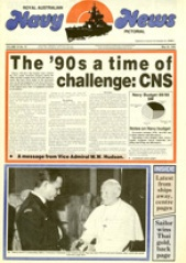 Navy News - 25 May 1990