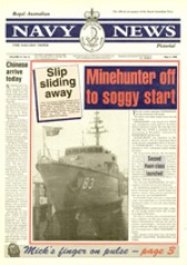 Navy News -  4 May 1998