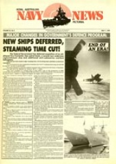 Navy News -  7 May 1982