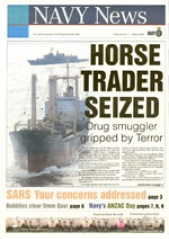 Navy News from 8 May 2003