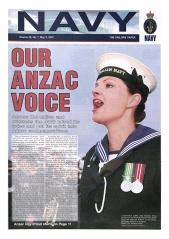 Navy News 3 May 2007
