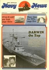 Navy News - 1 November 1985