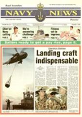 Navy News -  1 November 1999