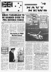 Navy News - 11 November 1974