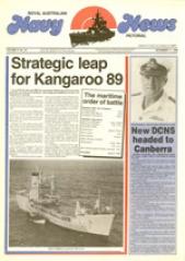 Navy News - 11 November 1988