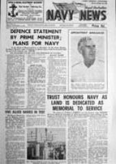 Navy News - 13 November 1964