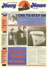Navy News - 13 November 1987