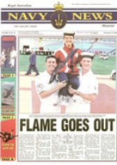 Navy News - 13 November 2000