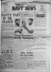 Navy News - 14 November 1958
