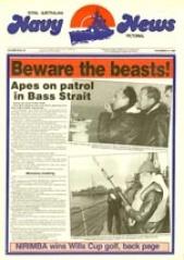 Navy News - 14 November 1986