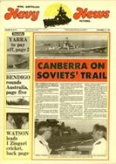 Navy News - 15 November 1985