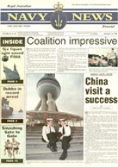 Navy News -  15 November 1999