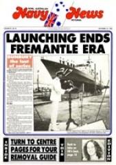 Navy News -  16 November 1984