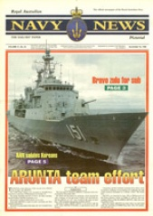 Navy News -  16 November 1998