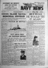 Navy News - 18 November 1960