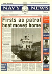 Navy News - 18 November 1996
