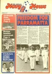 Navy News -  2 November 1984