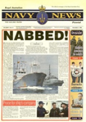 Navy News -  2 November 1998