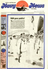 Navy News - 20 November 1992
