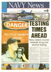 Navy News from 20 November 2003