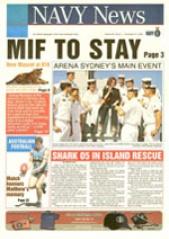 Navy News - 21 November 2002