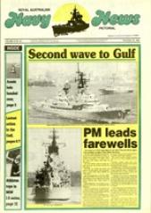 Navy News - 23 November 1990