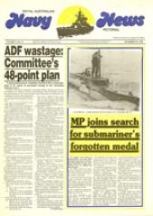 Navy News - 25 November 1988