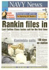Navy News - 26 November 2001
