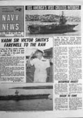 Navy News - 27 November 1970