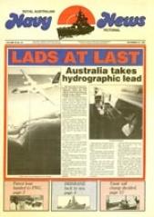 Navy News - 27 November 1987