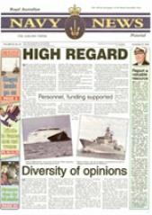 Navy News - 27 November 2000