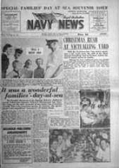 Navy News - 28 November 1958
