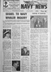 Navy News - 29 November 1963