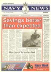 Navy News - 3 November 1997