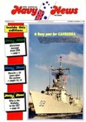Navy News -  30 November 1984