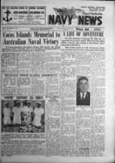 Navy News - 4 November 1960