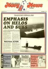 Navy News - 4 November 1983